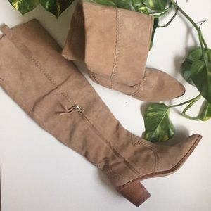 Rebecca Minkoff Over the Knee Suede Boots
